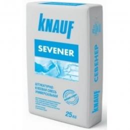 Штукатурно-клеевая смесь Кнауф Севенер 25кг