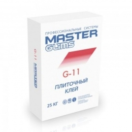 Плиточный клей GLIMS®G-11 универсальная 25кг