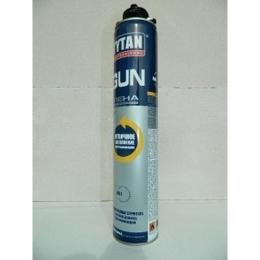 Монтажная пена пистолетная Титан (TYTAN F/B3) 750мл, Профи