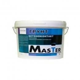 Грунтовка для бетона color Master Бетоноконтакт, 20кг
