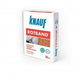 Ротбанд гипсовая штукатурка Кнауф Knauf Rotband 30кг (серый)