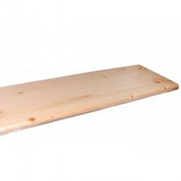 Подоконник (толщина 40 мм) Хвоя 600мм 0,8 - 3,0 метра