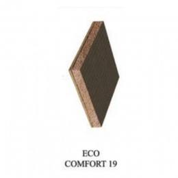 Звуко-теплоизоляционная панель ЭКО COMFORT 19, 1250х600х19мм