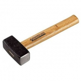 Молоток слесарный STAYER, кованный с деревяной ручкой 1500 грамм
