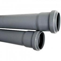 Труба двухстенная ф 110 синяя «Насхорн» 50м