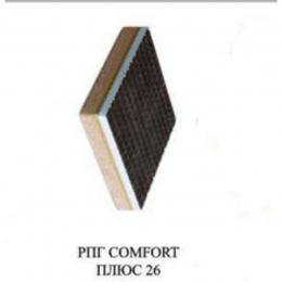 Звуко-теплоизоляционная панель РПГ COMFORT 26 плюс, 1250х595х26мм