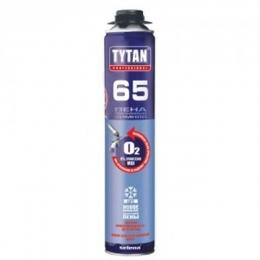 Монтажная пена Титан (TYTAN B3) 750мл, Профи 65л