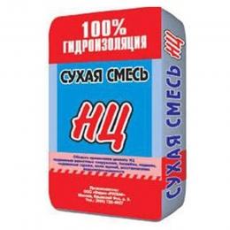 Гидроизоляционная смесь НЦ 25кг