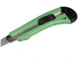 Нож металлический с запасными лезвиями 18 мм Xobbi