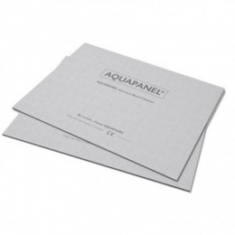 Плита цементная Knauf Аквапанель внутренняя 2400х1200х12,5 мм