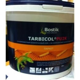 Клей для паркета «Тарбикол PU» двухкомпонентный / Bostik Tarbicol PU 2K клей, 10 кг