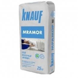 Клей плиточный белый КНАУФ Мрамор 25кг
