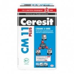 Плиточный клей Церезит CM 11 универсальный 25кг