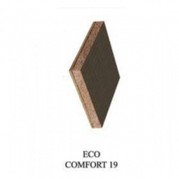 Звуко-теплоизоляционная панель ЭКО COMFORT 23 плюс, 1250х600х23мм