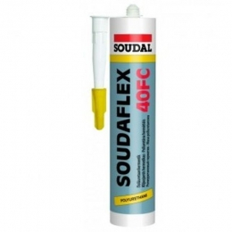 Герметик эластичный Саудалфлекс 40VTS 310 ml (SOUDAFLEX)