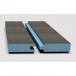 Звуко-теплоизоляционная панель РПГ 80, 2485х585х80мм, 1.5м2 STUROFOAM DOW, 2-ст. арм, шип-паз