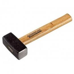 Молоток слесарный STAYER, кованный с деревяной ручкой 2000 грамм