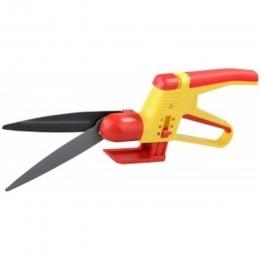 Ножницы для стрижки травы повортные 360 с защитной дугой