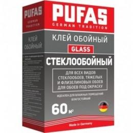 ПУФАС клей стеклообойный 60 м2, 500гр (сухой)