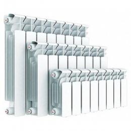 Радиатор масляный 11 секций, 1,2 кВт