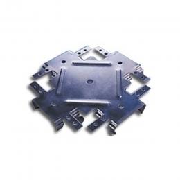 Соединитель профиля одноуровневый (краб) Кнауф для ПП 60х27