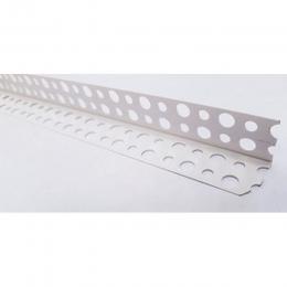 Уголок малярный пластиковый 25х25мм длина 3м ПВХ