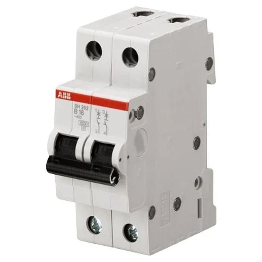 Автоматический выключатель SH202L C40 4,5 kA (5/60)