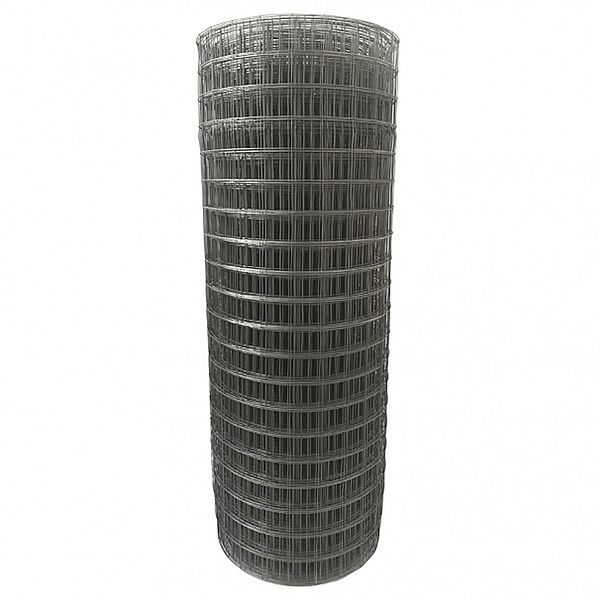 Сетка сварная 50х50х1,6мм, рулон(1,5 х 20) метра, чёрная