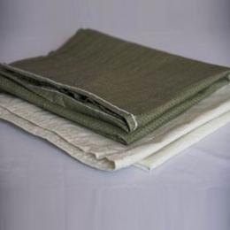 Мешки плетеные для мусора (зеленые)