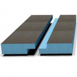 Звуко-теплоизоляционная панель РПГ 40, 2485х585х40мм, 1.5м2 STUROFOAM DOW, 2-ст. арм, шип-паз