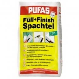 Шпаклёвка Пуфас 1 гипсовая Pufas 5кг Pufas