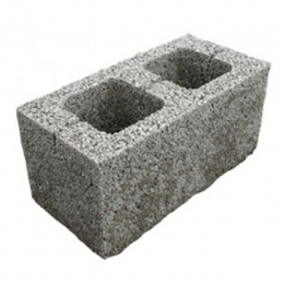 Керамзитный блок 400х200х200мм