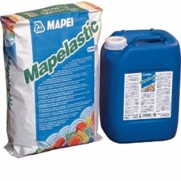 Гидроизоляция Мапеластик «Mapei» 32кг