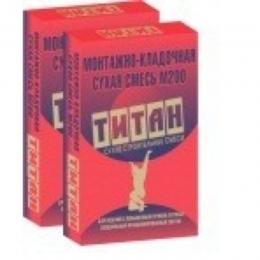 Кладочная смесь М200 Титан 40кг