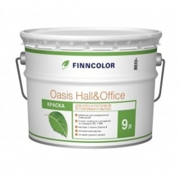 Краска ОАЗИС Интереьер плюс Tikkurila Finncolor Oasis Interior Plus
