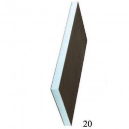 Звуко-теплоизоляционная панель RPG 40 XPS 2500х600х40мм, 1.5м2 STUROFOAM
