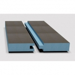 Звуко-теплоизоляционная панель РПГ 100, 2485х585х100мм, 1.5м2 STUROFOAM DOW, 2-ст. армирования. шип-паз
