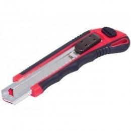 Нож с выдвижным лезвием 18 мм с 5 лезвиями MATRIX MASTER