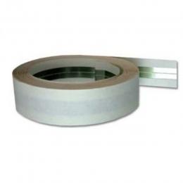 Лента бумажная углоформирующая метализированная 50мм 15м