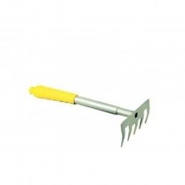 Грабли МИНИ, пластмассовая ручка