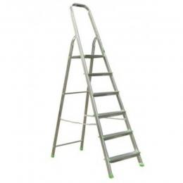 Лестница (стремянка) 6 ступеней стальная 1,35 м