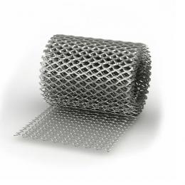 Сетка ЦПВС 0,7, ромбовидная-120 (1х10)м, просечка