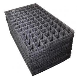 Сетка сварная 100х100х4мм, карты (1,5 х 2) метра